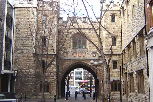 Clerkenwell, St Johns Gate