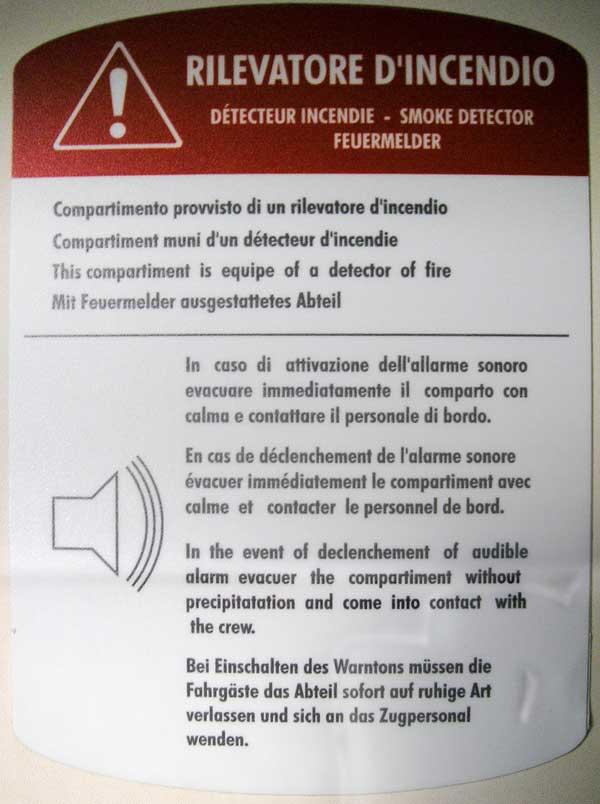 Sign that puts Italian translation off the rails! - Making Sense ...